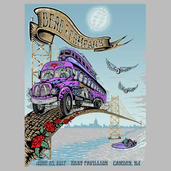 Dead And Company Poster