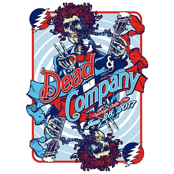 dead and company setlist thread 6 28 17 blossom music center cuyahoga falls oh gratefuldead. Black Bedroom Furniture Sets. Home Design Ideas