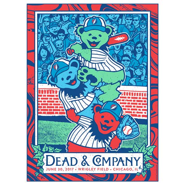 dead and company june 30 2017 wrigley field chicago il mp3 and flac live dead company. Black Bedroom Furniture Sets. Home Design Ideas