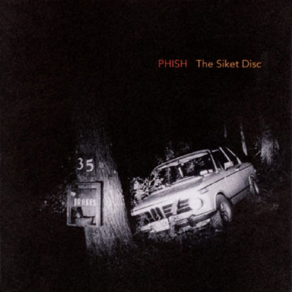 phish the siket disc