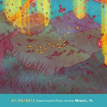 Phish - Livephish 04.02.98 Nassau Coliseum Uniondale NY