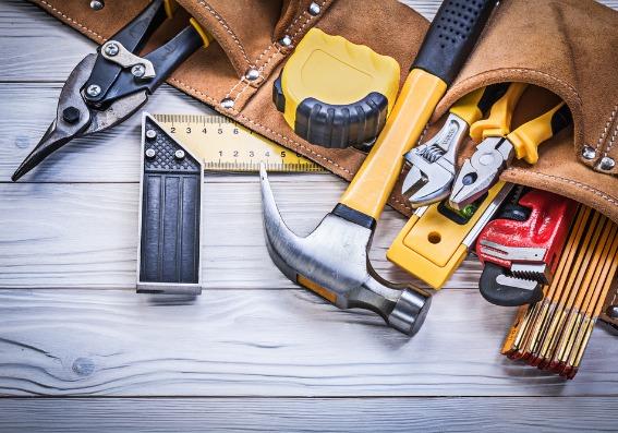 12 herramientas indispensables para tu hogar