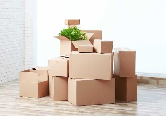 12 ideas ingeniosas para reutilizar las cajas de cartón