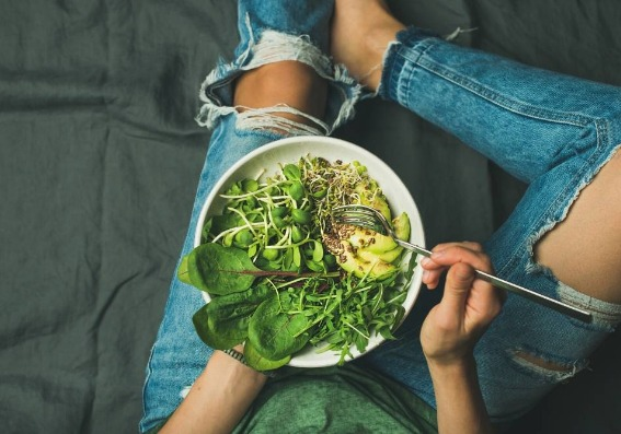 2 recetas vegetarianas #Express