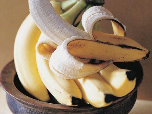 Bananas: alimento siempre de temporada