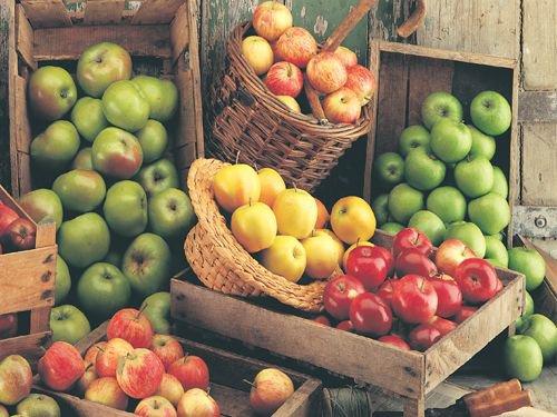 Mitos y verdades sobre las manzanas
