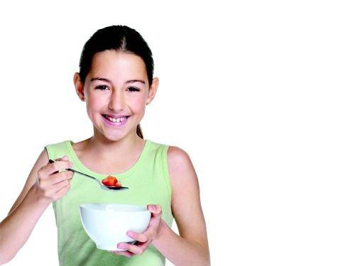 Importancia del desayuno en los niños en edad escolar
