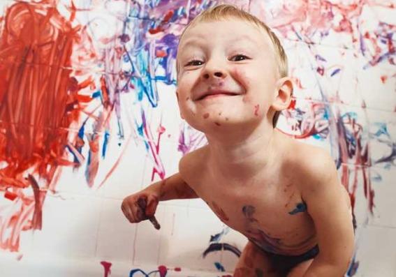 5 trucos infalibles para limpiar las manchas hechas por niños