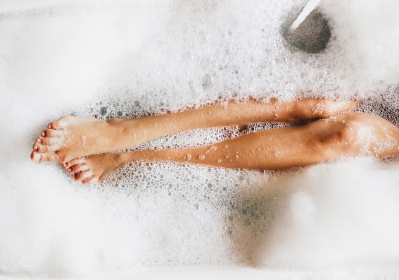 Cómo aprovechar al máximo un baño de inmersión