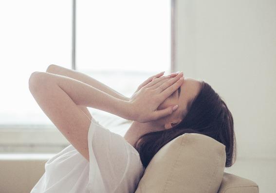 La tensión: otro culpable del dolor de cabeza