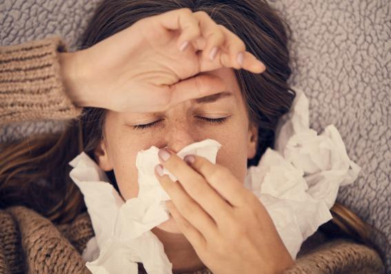 Cómo prevenir gripes y resfríos