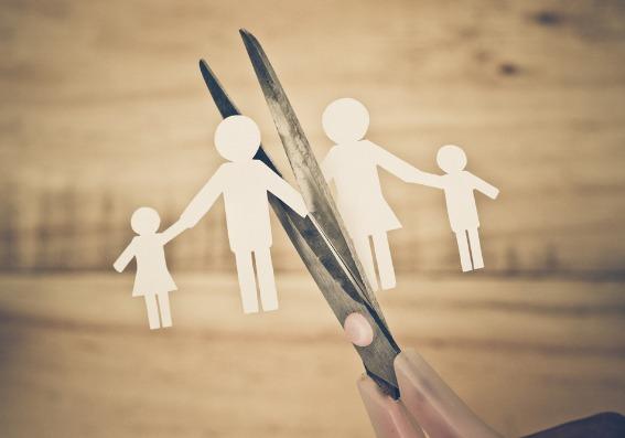 Resguarde a sus hijos de una separación