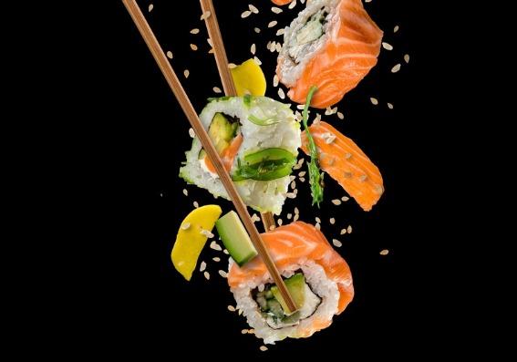 El sushi en casa