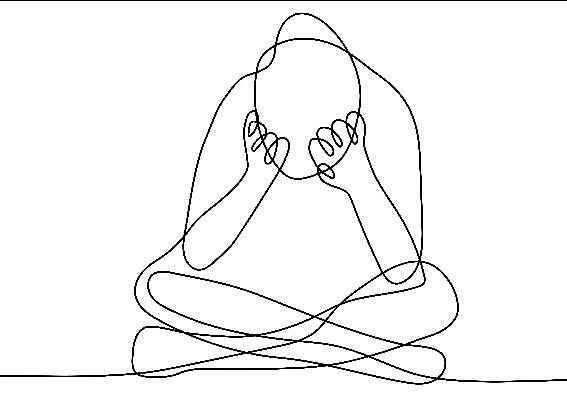 ¿Es normal sentir tristeza?