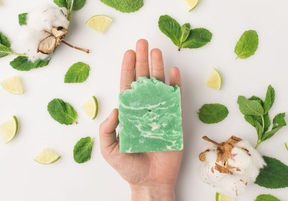 Jabones de aromaterapia hechos en casa