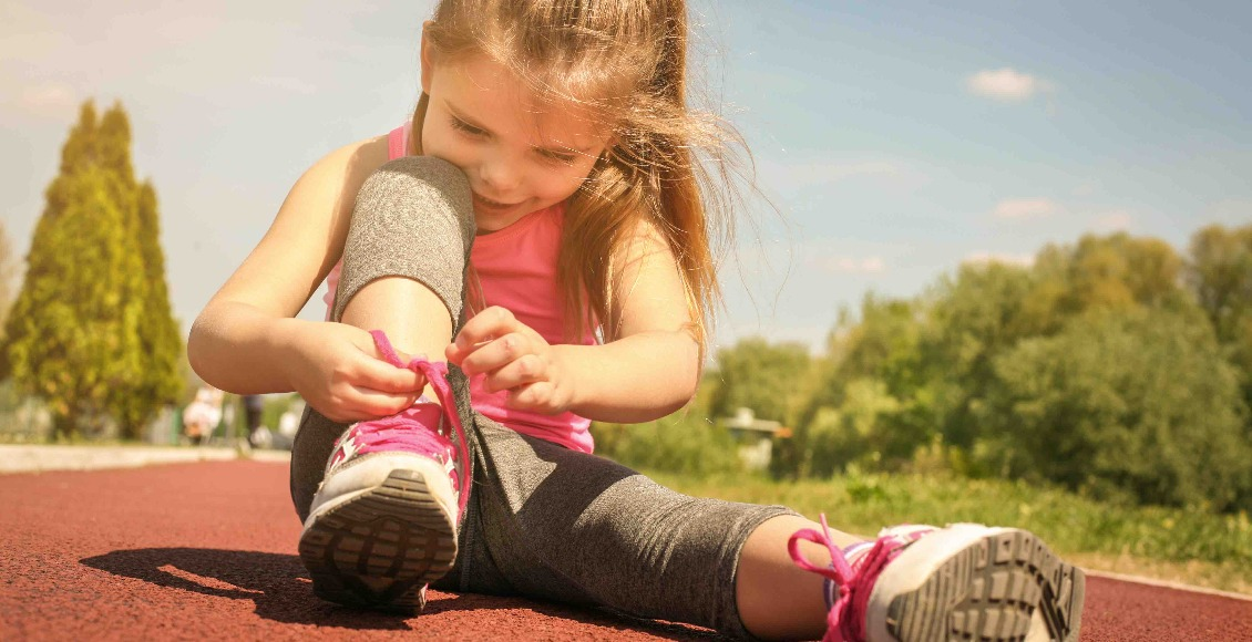The importance of exercise in children