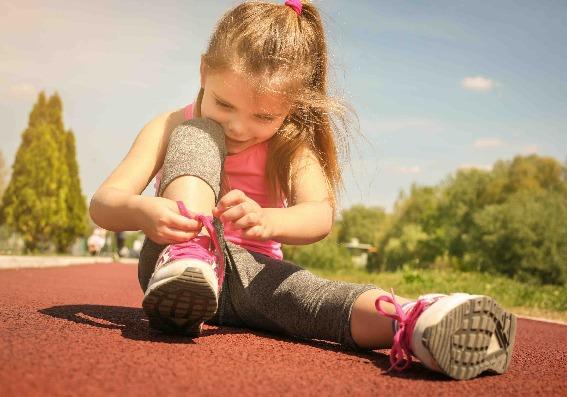 La importancia del ejercicio en los niños