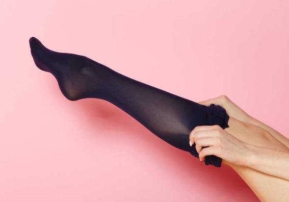 Recicle sus medias de nylon con estas originales ideas