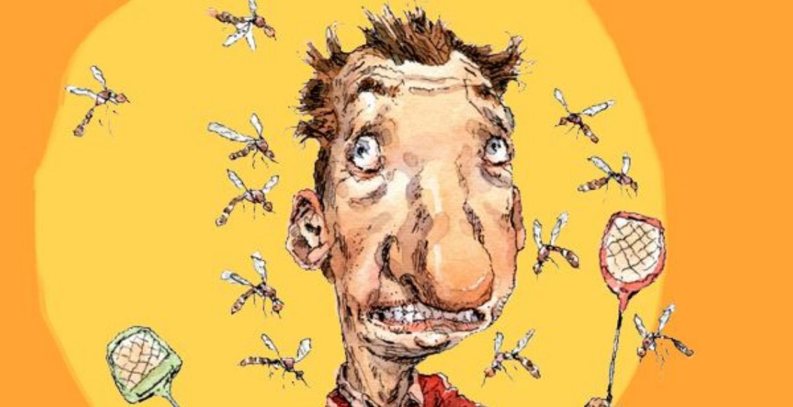 Cómo ahuyentar los mosquitos
