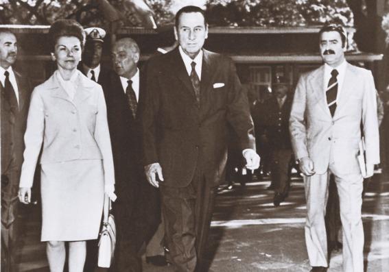 Domingo Antonio Raso, el hombre que cuidó a Perón