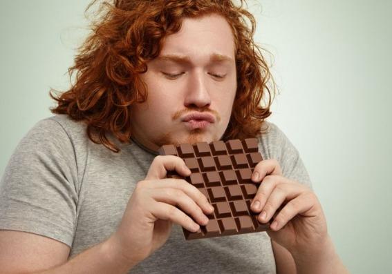 El chocolate amargo, rico en antioxidantes, ¡bueno para tu salud!