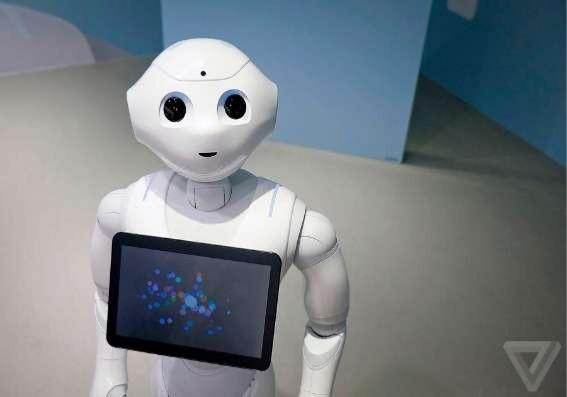 La era robótica: ¡Hola!, soy su nuevo cuidador