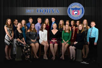 2016 OQHA Awards Banquet