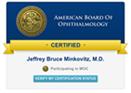 Laser Vision Delaware Certificates