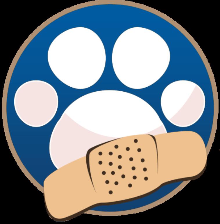 gully animal hospital logo