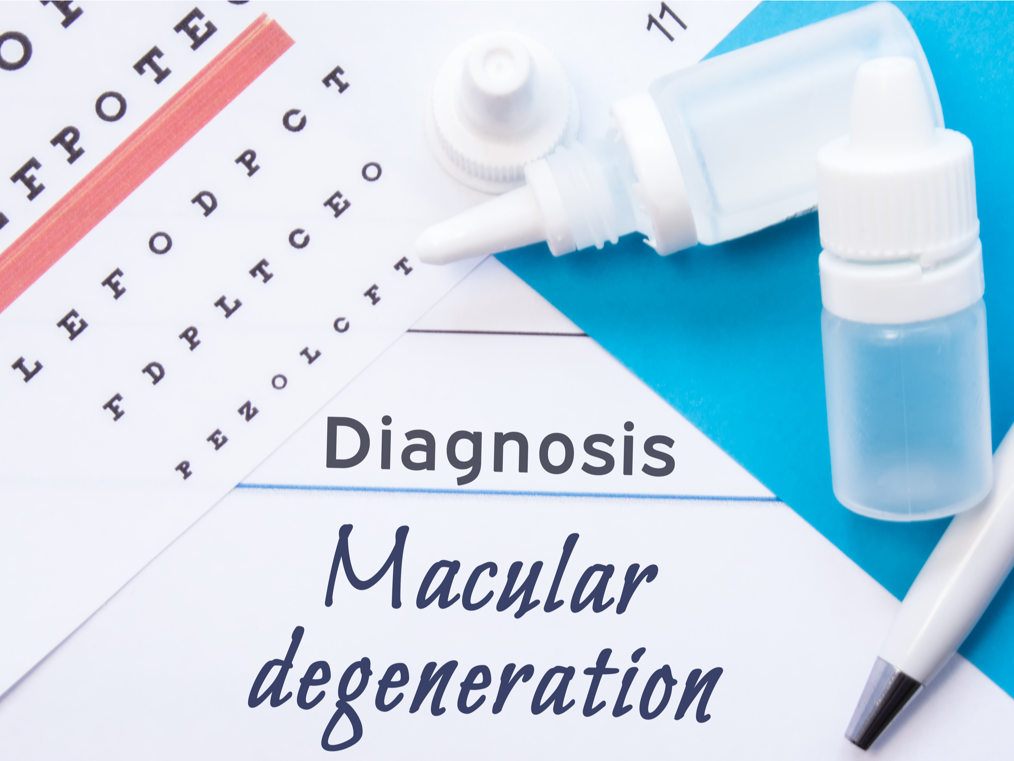 Diagnosing and Caring for Macular Degeneration