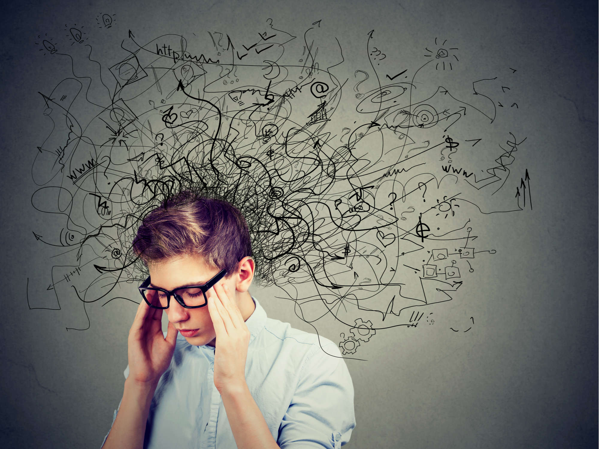 Don't confuse ADHD with an underlying vision problem