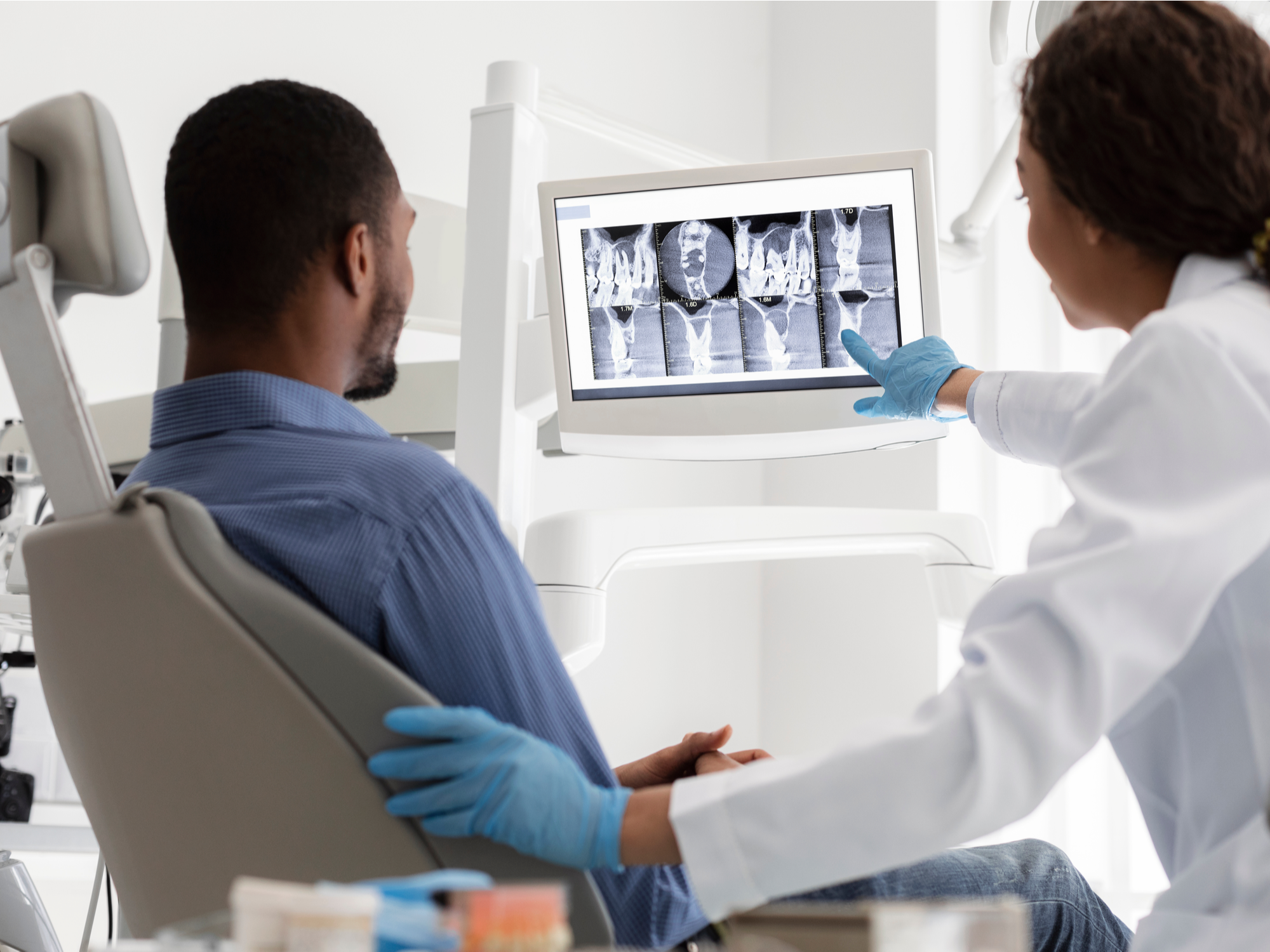 Why Digital X-Rays Are Better Than Traditional X-Rays
