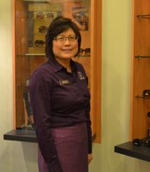 Ms. Aileen Pang