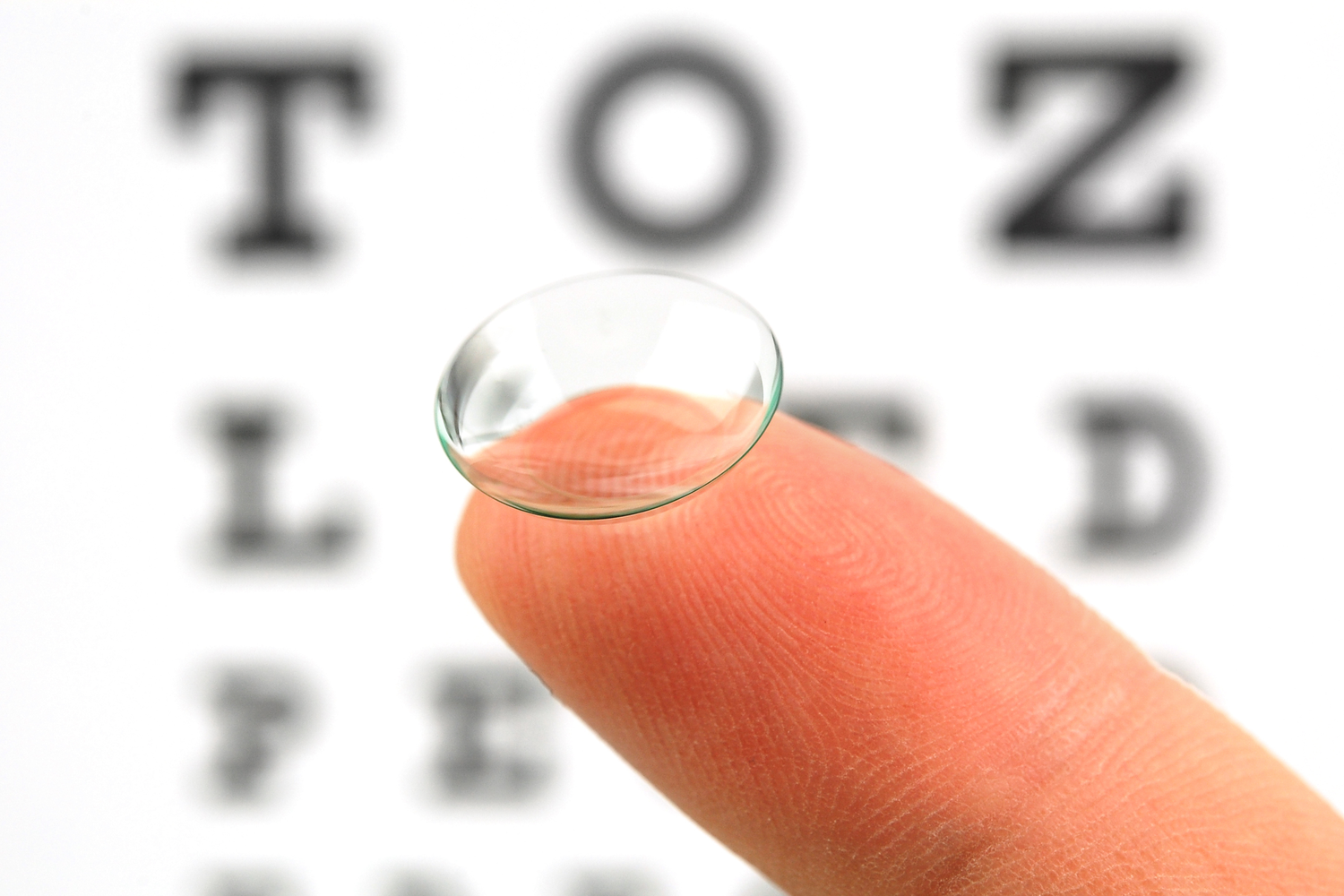 What to expect at a contact lens exam?
