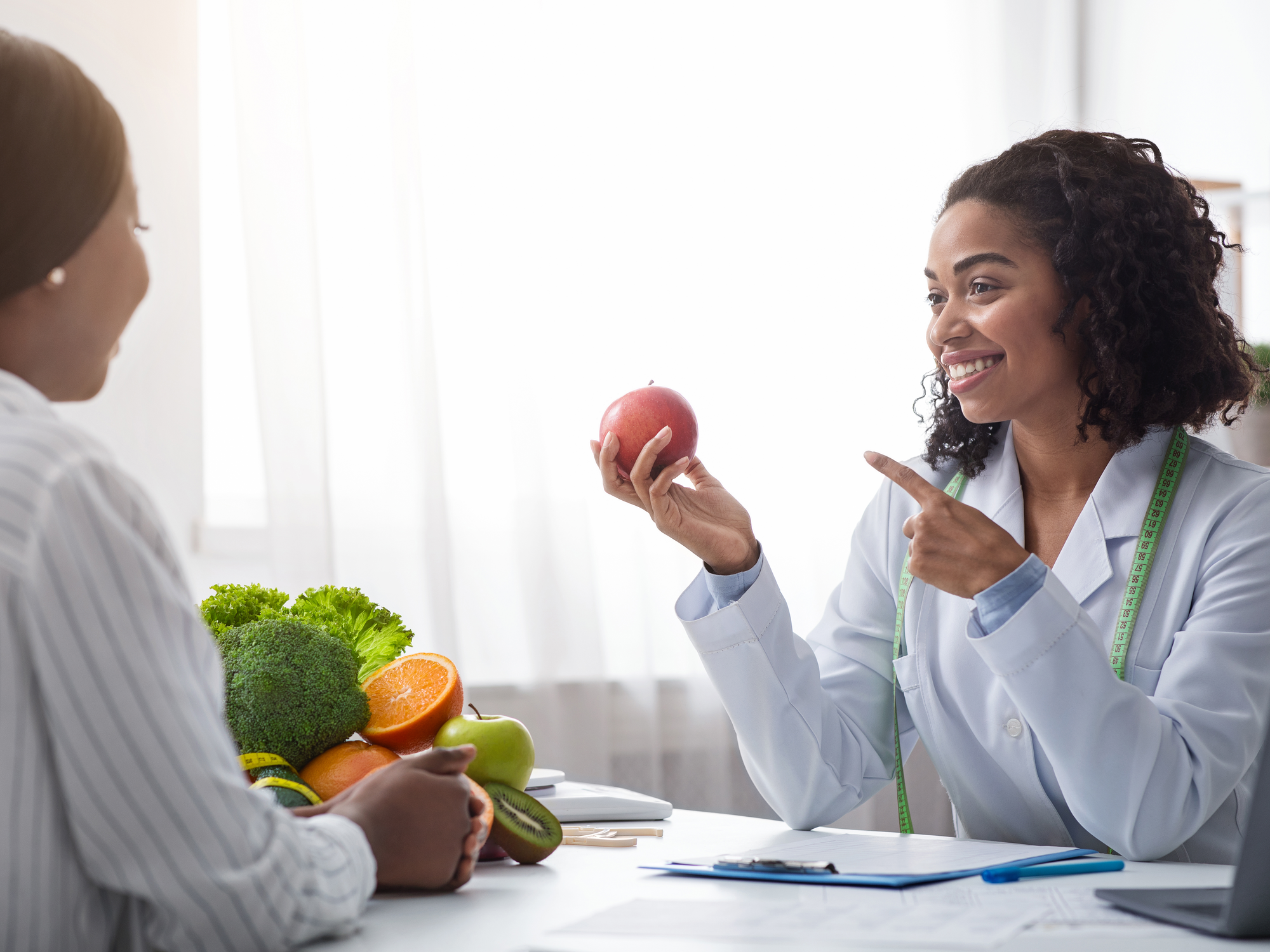 Benefits of Nutrition Counseling