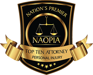 Top 10 PI Attorney in Virginia