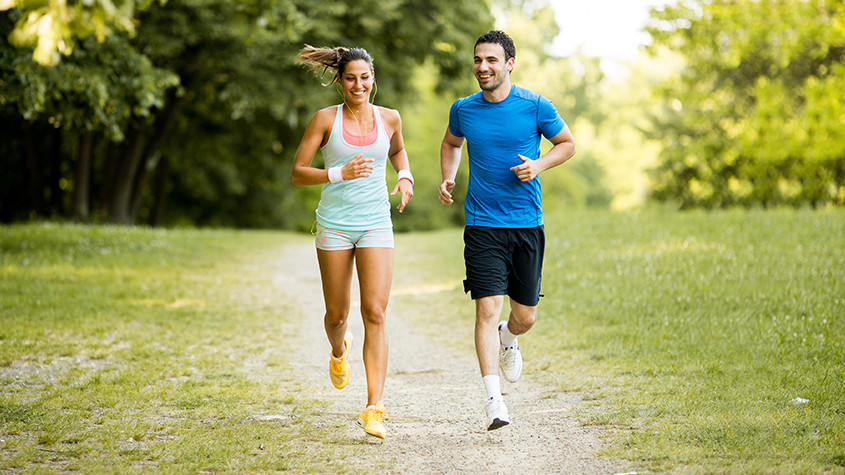 How Exercise Benefits the Eye