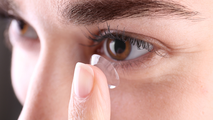 Scleral Lenses