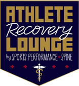 Athlete Recovery Lounge by Sports Performance and Spine