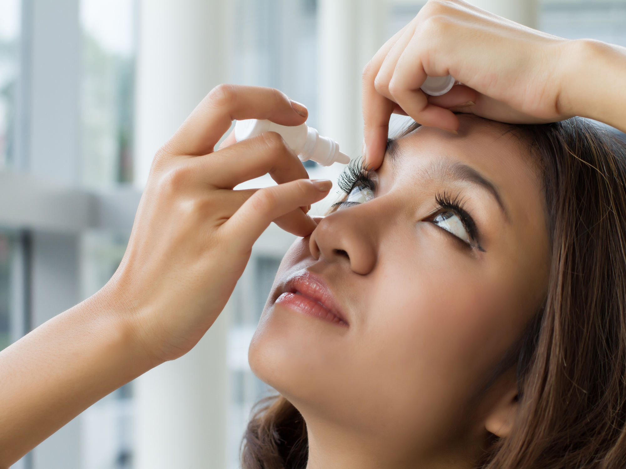 Preventing and Treating Eye Allergies