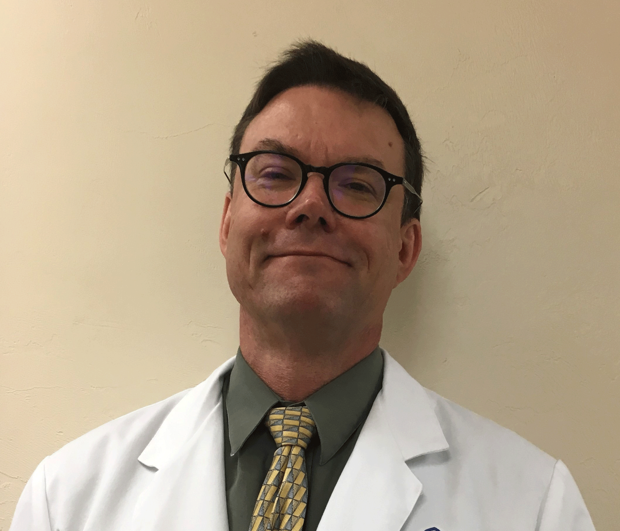 Welcome Dr. Calvin LeClear