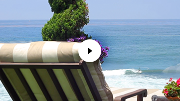 Patio Beach View