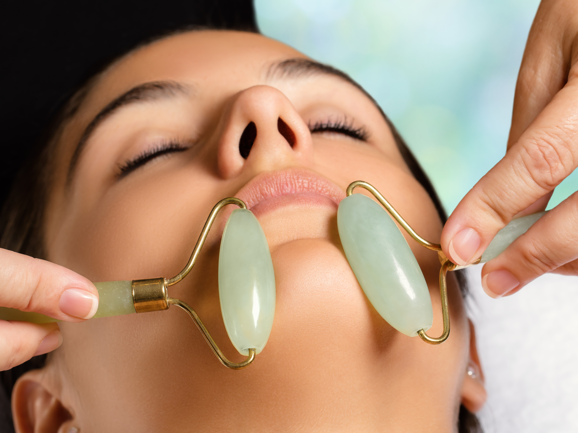 Normal Massage Therapy vs. Jade Massage Therapy