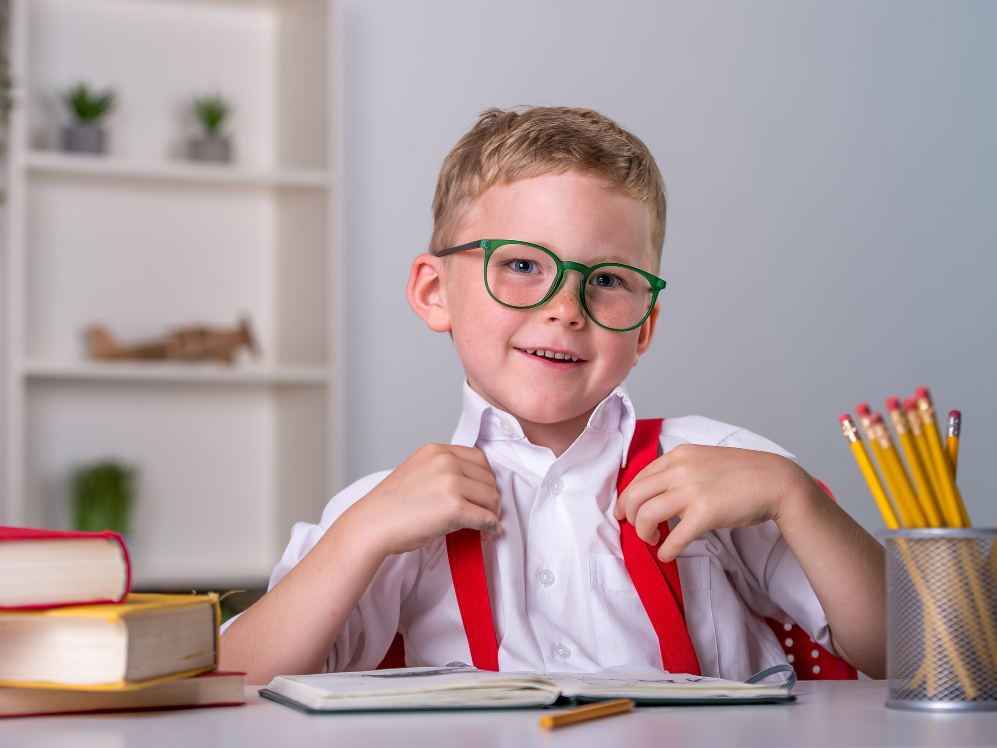 Importance of Back-to-School Eye Exams