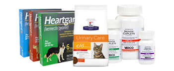 Shop Our Online Pet Pharmacy & Store 24/7