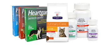 Denton Veterinary Center Pet Medication