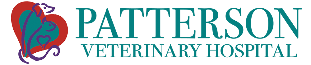 patterson veterinary hospital logo