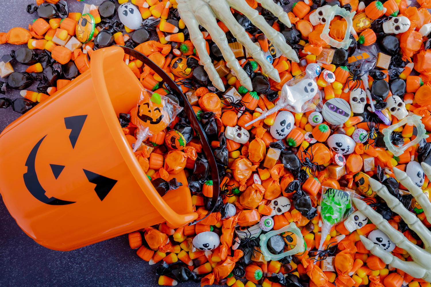 How to Reduce the Risk of Cavities around Halloween