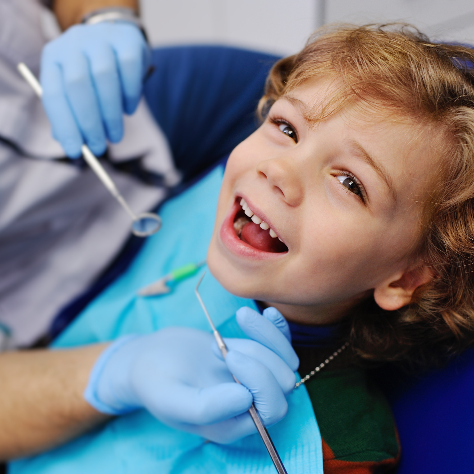 When Should My Baby See a Dentist for the First Time?