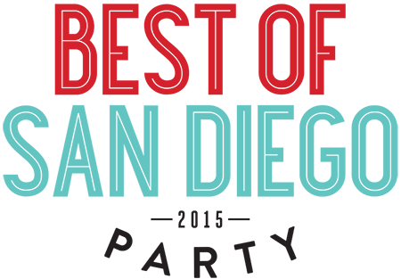 The Best of San Diego Party 2015 – August 21st